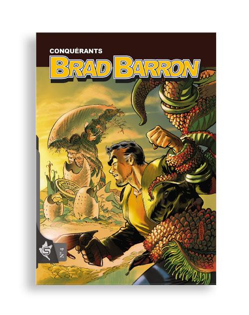 Brad Barron N°4 - Conquérants