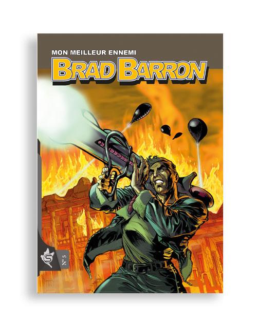 Brad Barron N°5 - Mon meilleur ennemi