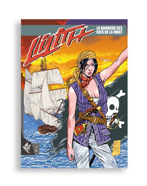 Lilith N°2 - La bannière des rois de la mort