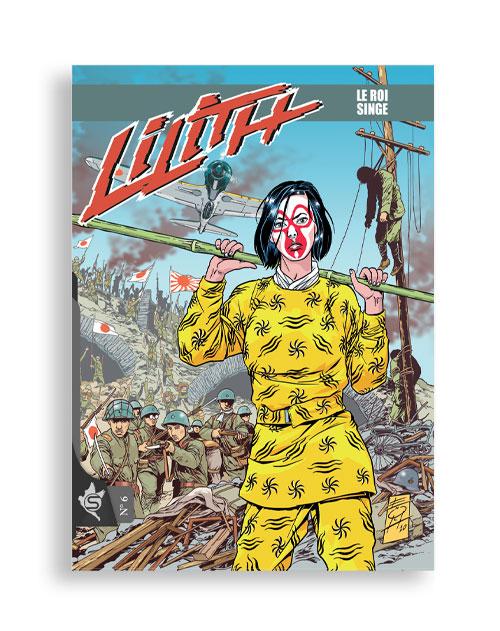 Lilith N°6 - Le Roi Singe