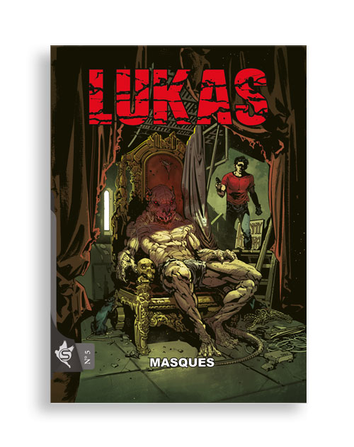 Lukas N°5 - Masques
