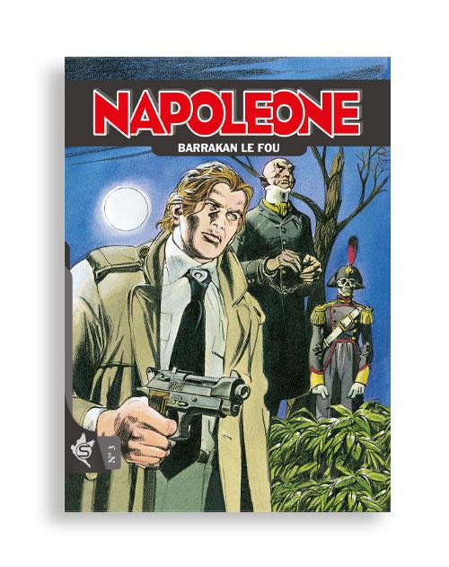 Napoleone N°3 - Barrakan le fou