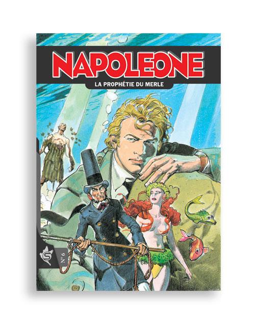 Napoleone N°6 - La prophétie du merle