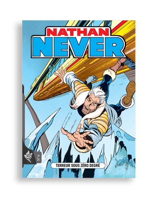 Nathan Never N°6 - Terreur sous zéro degré