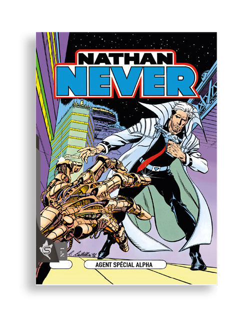 Nathan Never N°1 - Agent spécial Alfa