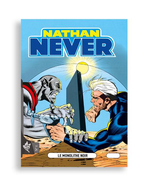 Nathan Never N°2 - Le monolithe noir